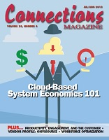 Jul/Aug 2015 issue of Connections Magazine