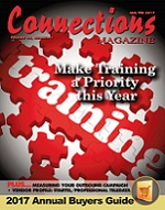 Read the January/February 2017 issue of Connections Magazine, covering call centers and the teleservice industry.
