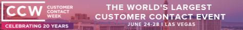 Customer Contact Week - Vegas