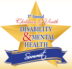 3rd annual Disability & Mental Health Summit logo