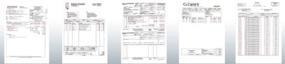 invoice processing with InvoiceAction