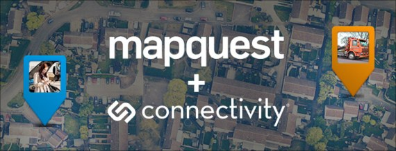 Announcing Connectivity and Mapquest