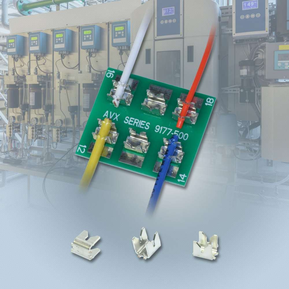 medium resolution of  cold welded and gas tight wire to board connections for large gauge discrete solid or stranded high current or high voltage 12 18awg wire