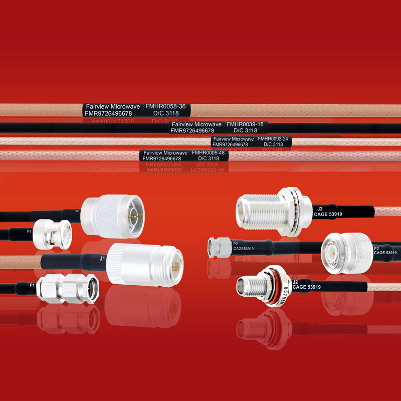 new connector and cable products