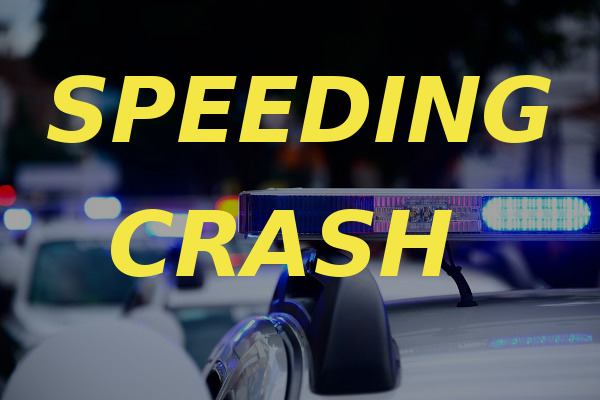 speeding crash