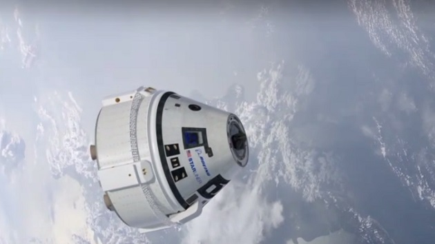 SpaceX launches trial astronaut taxi service to space station