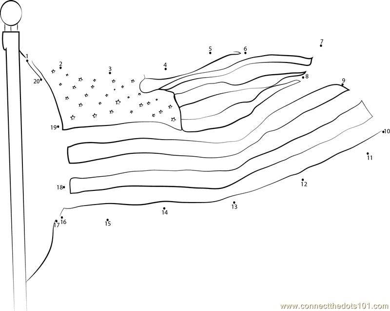 American Flag Worksheets For Kindergarten. American. Best