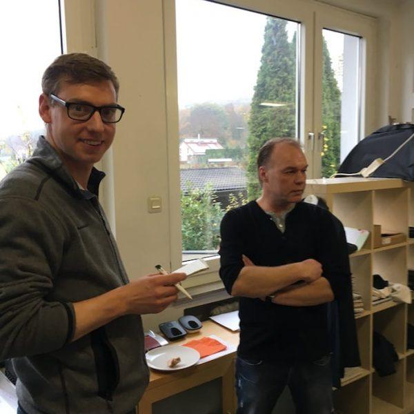 Connemara | Shooting AW 2017 |Moritz und Mathias