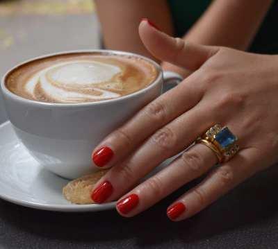 Ein ganz besonderes Erinnerungsstück - Saules Ring.