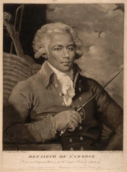 Joseph Boulogne Chevalier de Saint-George