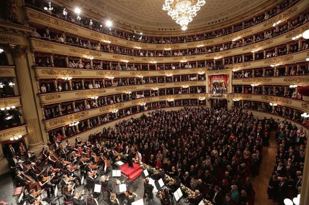 Photo credit: Brescia / Amisano – Teatro alla Scala