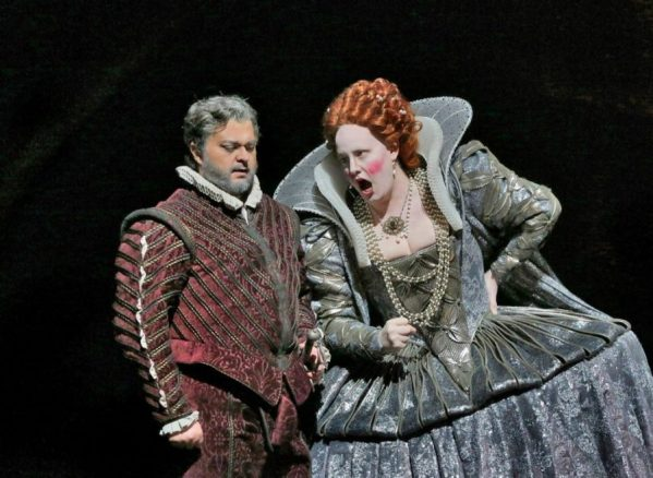 Photo credit: Ken Howard - Met Opera
