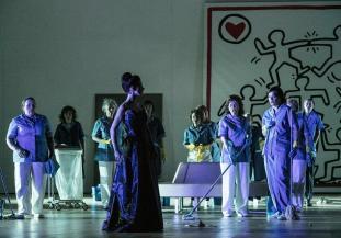 Photo credit: © Yasuko Kageyama / Teatro dell'Opera di Roma