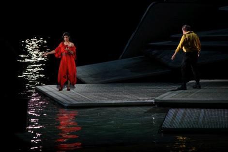 Photo credit: Bregenzer Festspiele / Karl Forster