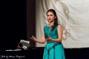 Yulia Merkudinova - Seconda classicata