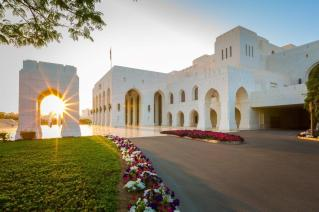 Royal Opera House of Muscat - Photo credit: Khalid AlBusaidi, ROHM