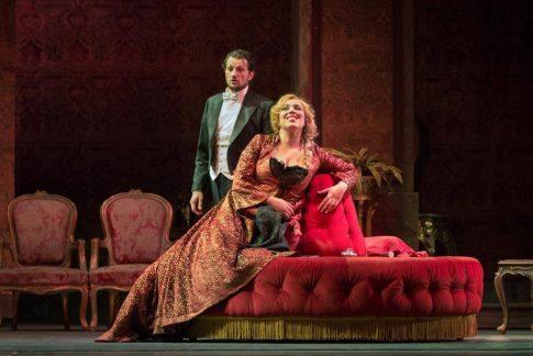 Manon Lescaut, Teatro San Carlo di Napoli (2017). Photo credit: Laura Ferrari