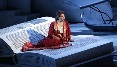 Francesca da Rimini, Teatro alla Scala (2018). Photo credit: Marco Brescia & Rudy Amisano