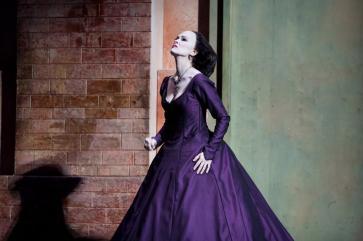 Hamlet (Gertrude), The Metropolitan Opera NYC