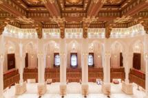 Royal Opera House Muscat Photo credit: Khalid AlBusaidi, ROHM