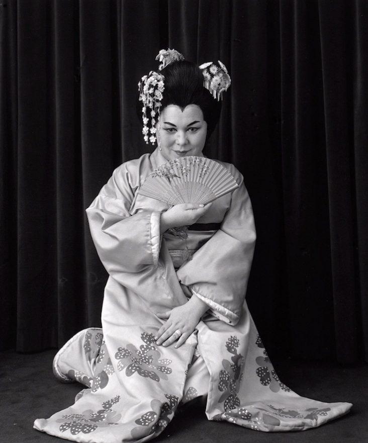 Renata Scotto 1963 Madama Butterfly ph Erio Piccagliani