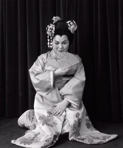 Renata Scotto 1963 Madama Butterfly ph Erio Piccagliani