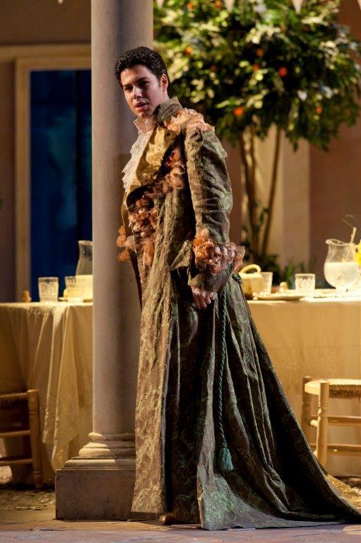 Antonio Poli nei Due Figaro di Mercadante