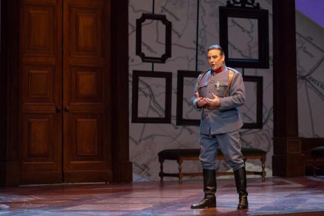 John Osborn in La Fille du régiment