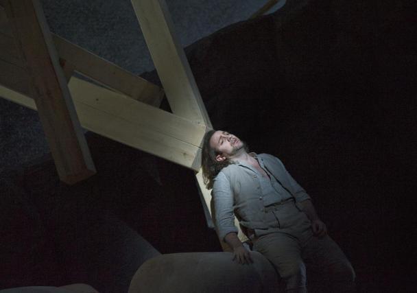 John Osborn in Guillaume Tell