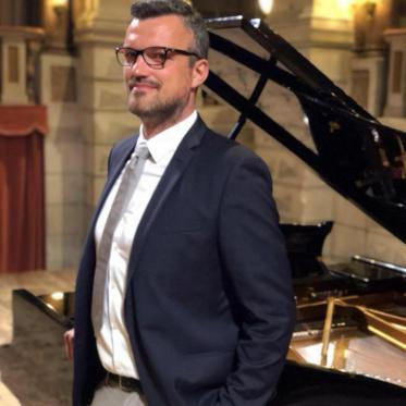 Andrea Castello, direttore artistico di Vicenza in Lirica e presidente dell'Archivio storico Tullio Serafin