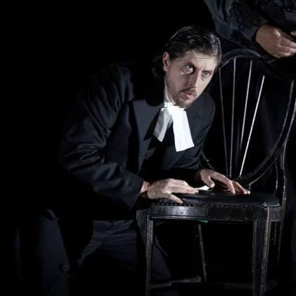Festival di Salisburgo 2019, Roberto Tagliavini è il Conte di Walter nella Luisa Miller di Verdi