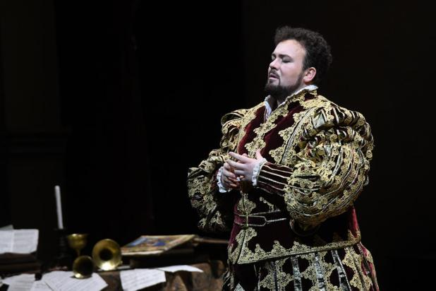 Stefan Pop in Rigoletto al Teatro Regio di Parma - Photo credit: Roberto Ricci