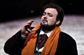 Stefan Pop è Rodolfo nella Bohème al Regio di Parma - Photo credit: Roberto Ricci