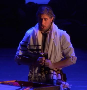 Vienna, Roberto Tagliavini interpreta Zaccaria nel Nabucco