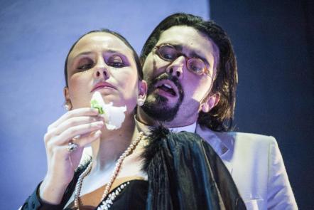 Luca Micheletti recita nel Tartufo di Molière - Photo credit: E. Mereghetti