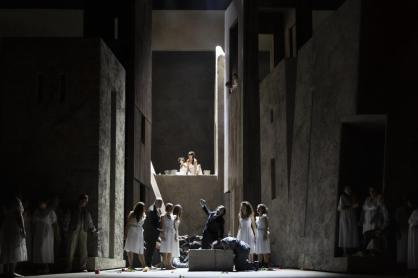 Photo credit: Yasuko Kageiama/Teatro dell'Opera di Roma