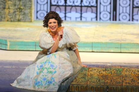 Annalisa Stroppa è Rosina al Teatro Carlo Felice di Genova - Photo credit: Marcello Orselli