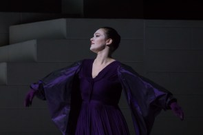 Eleonora Buratto è Elettra nell'Idomeneo di Mozart - Photo credit: Rosellina Garbo