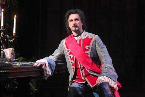 Fabio Armiliato in Adriana Lecouvreur, Teatro Massimo di Palermo, 2009