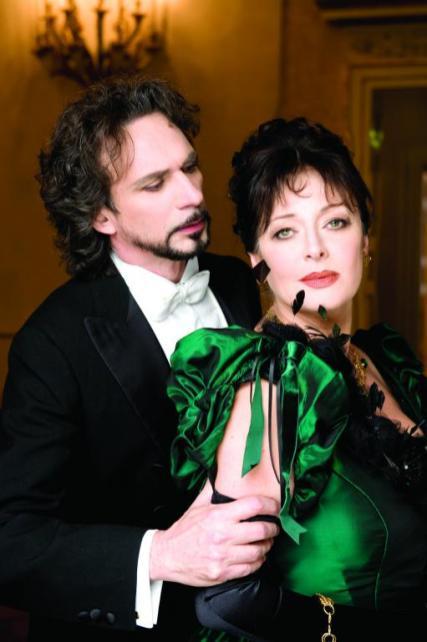Fabio Armiliato con Daniela Dessì in Traviata