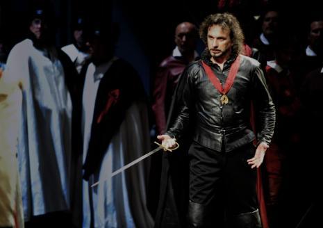 Fabio Armiliato in Don Carlo alla Staatsoper di Vienna