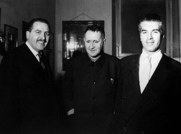 Paolo Grassi, Bertolt Brecht, Giorgio Strehler