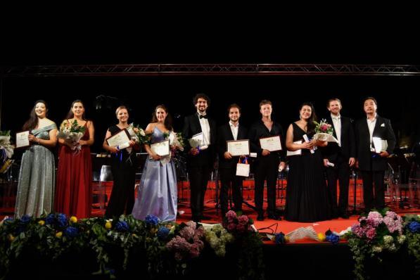 I finalisti del CLIP 2021 - Photo credit: Arianna Giavardi