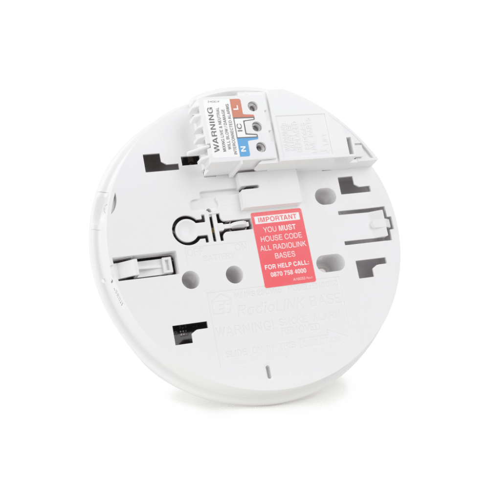 medium resolution of ei 168rc radiolink interconnect base for ei 140 160 series smoke alarms