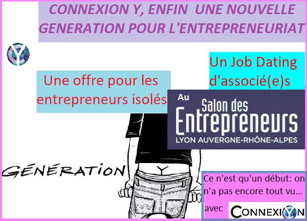 Lancement de l'offre aux entrepreneurs
