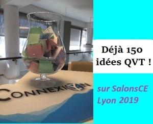 150 idées QVT Connexion Y