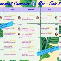 Ateliers et conférences en visio - mai & juin 2021