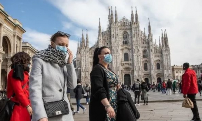 France warns against travel to Covid-19 areas of Italy