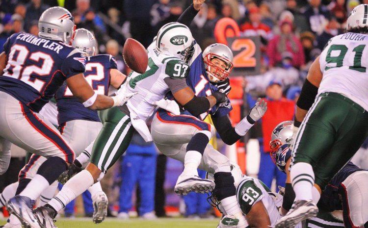 Connie's Pep Talk: Week 2 - Jets vs Patriots ...