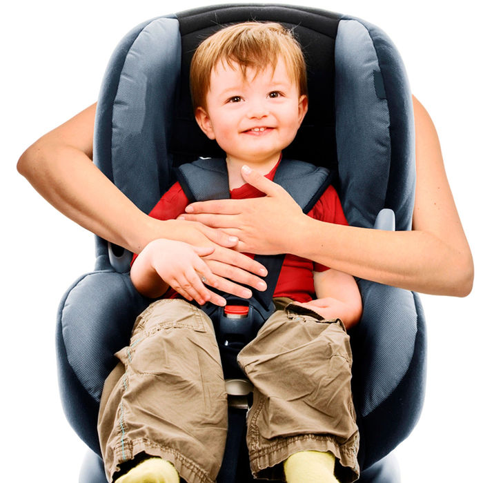 comprar silla de coche segura